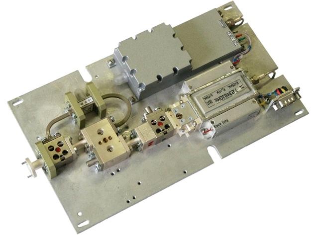 FMCW Radar at 94 GHz Front-end 10mW