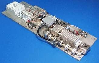 FMCW Radar Front-end at 94 GHz 200mW