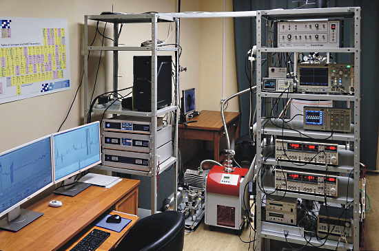 94GHz and 130GHz for EPR-ODMR spectrometer by Ioffe Institute