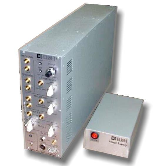 ELVA-1 95GHz MKII TRANSCEIVER for Cornell University National Biomedical Center for Advanced ESR Technology (ACERT) 95GHz broadband spectrometer