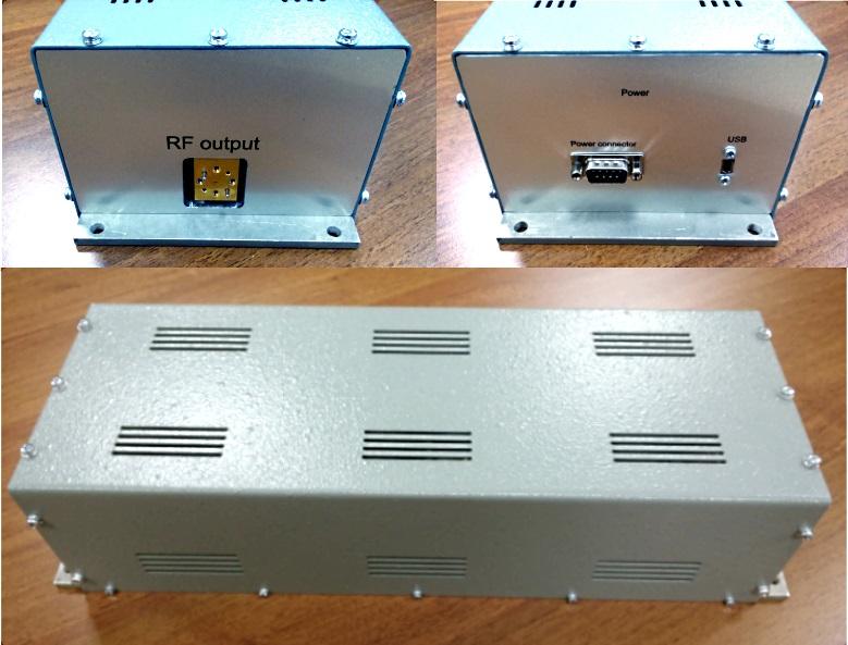 Digitally Controlled MM-wave Oscillators 220 GHz to 300 GHz  OMIL-03/xxx/1 Terahertz Series