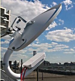 License-free 60GHz gigabit radio for up to 1 km