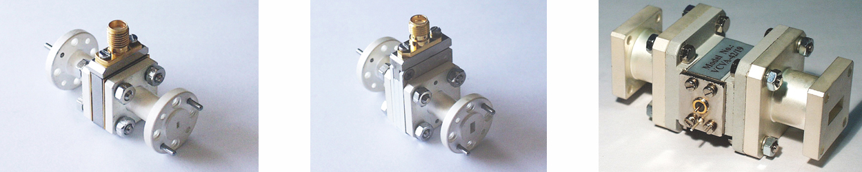 ELVA-1 Solid State Attenuators with extension waveguides