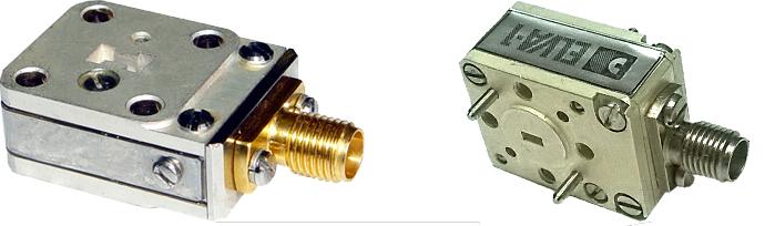ELVA-1 Solid State Attenuators, Flat mount flanges