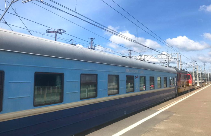 11.3 Gbps Wireless Throughput Reached at Train-to-Ground  Connectivity Testing in 2020