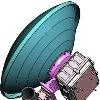 DR-76 Docking Assistance Radar – BAS (Berthing Aid System)