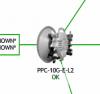 ELVA-1 PPC-10G 10GE radios could be managed using Zabbix