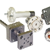 Matched & Cryogenic Waveguide Loads, Tunable Shorts