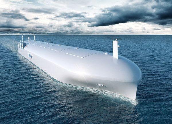 76 GHz Short-Range Marine Radar for Autonomous Ships and Icebreakers