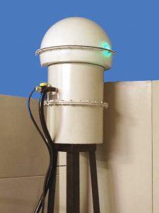 76 GHz marine radar 0-300 m with no blind zone